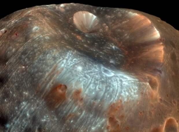 Тайны происхождения спутника Марса — Фобоса