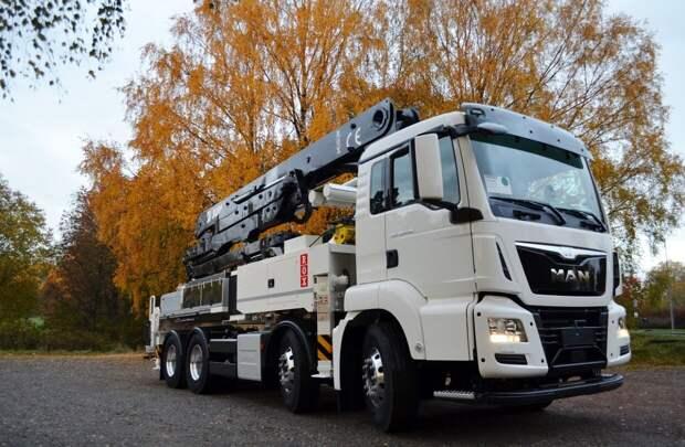 Дальнобойщик из Белозерского района чуть не лишился грузовика из-за долгов