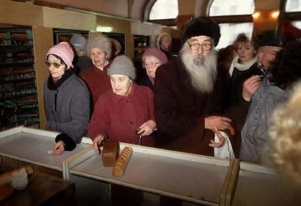 Убогая советская мода