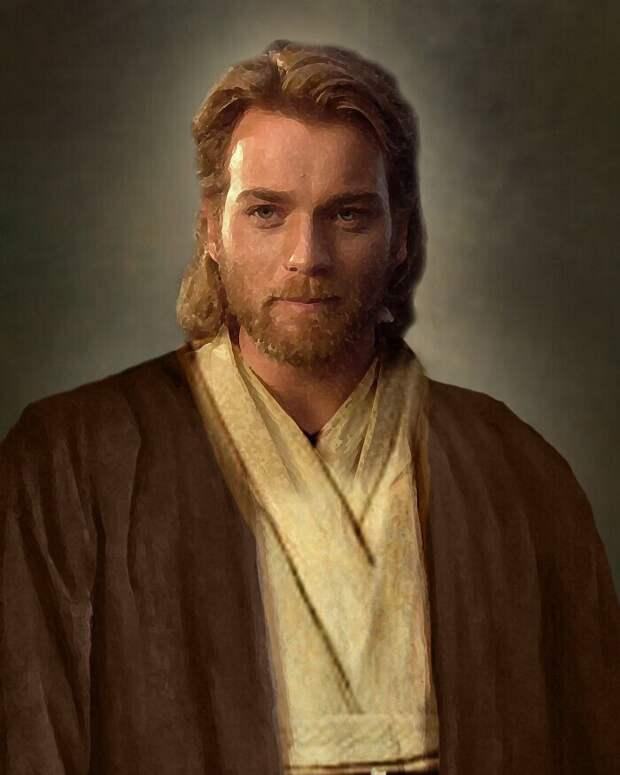 Как сын затроллил верующих родителей портретом джедая