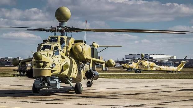 «Вертолёты России» начинают мировую экспансию