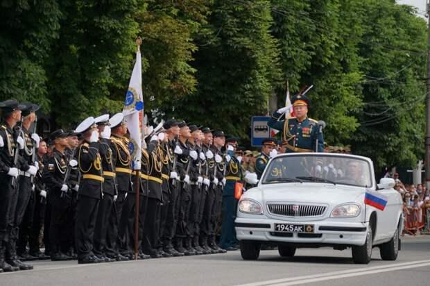 В Крыму разрешили провести массовые мероприятия 9 мая