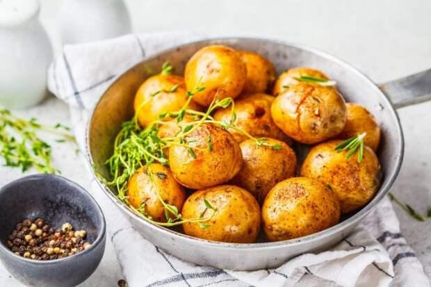 Мифы о картофеле, или Какая картошка опасна для здоровья?