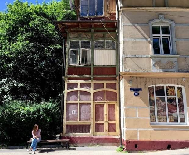 Моменты, когда крутость жилья просто зашкаливает балконы, крутость. архитектура, строительство, фасад