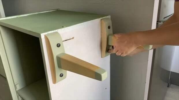 Новая мебель по цене банки краски: вторая жизнь советской тумбы
