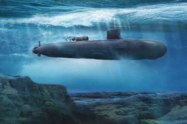 КНДР завершила создание 3000-тонной подлодки