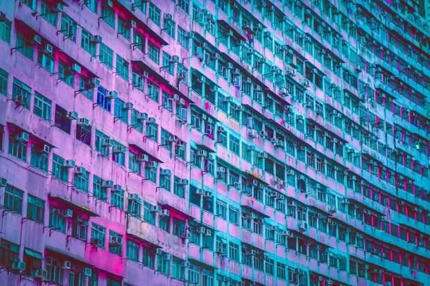 Неповторимый Токио в неоновых тонах
