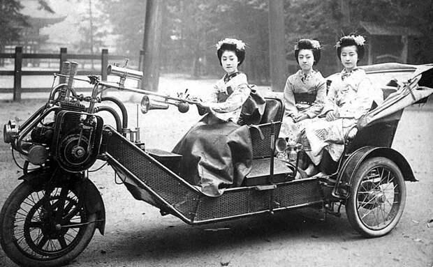 На заре японского автопрома, 1920 год. Весь Мир, история, фотографии
