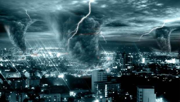 Климатическое оружие говорите? Ну-ну…