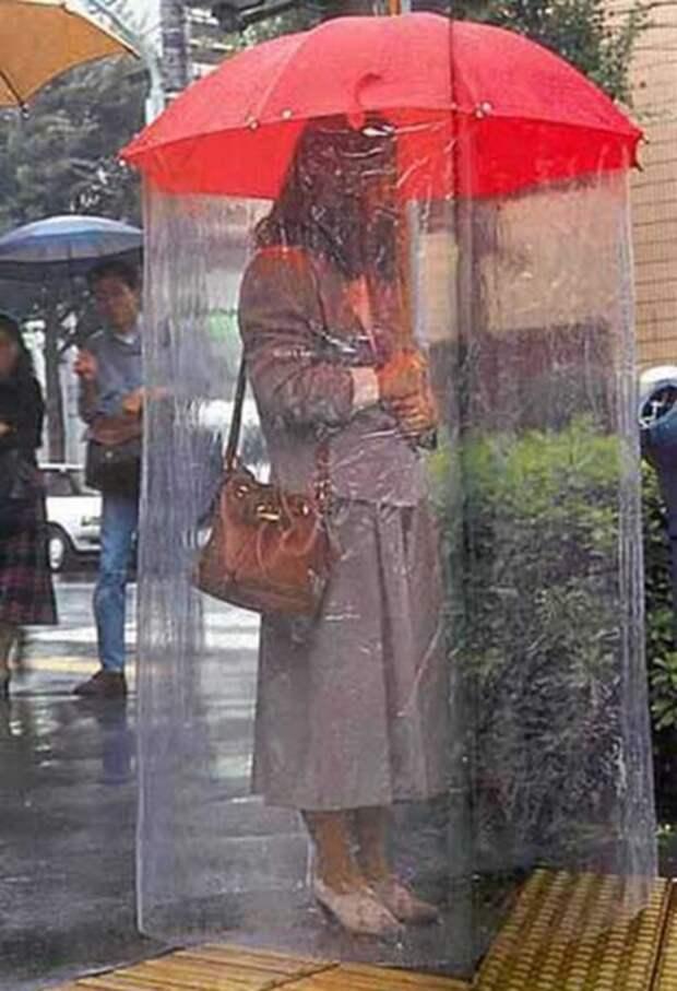 Зонт - палатка умные