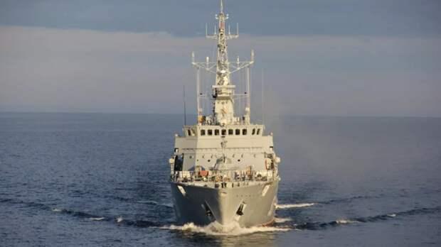 В Петербурге назвали сроки передачи ВМФ корабля «Владимир Емельянов»