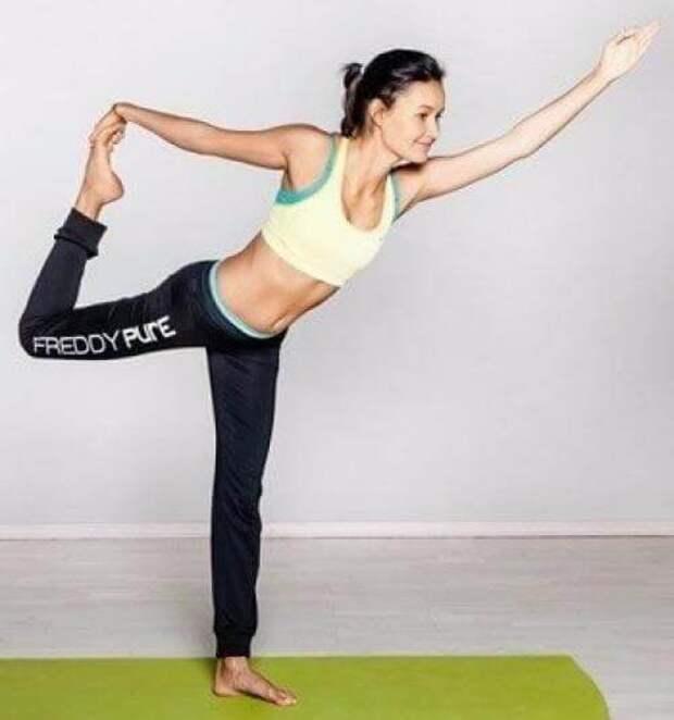 10 упражнений для фасций
