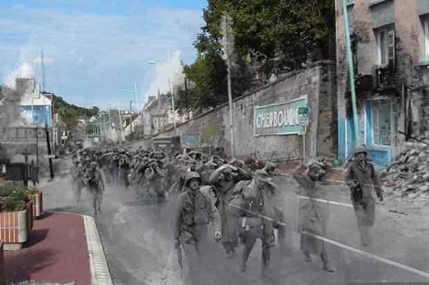 Призраки солдат великой отечественной войны