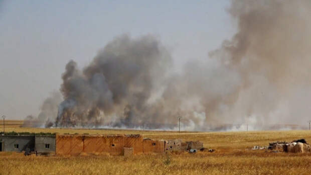 США проиграли в Сирии и теперь сжигают эту страну дотла