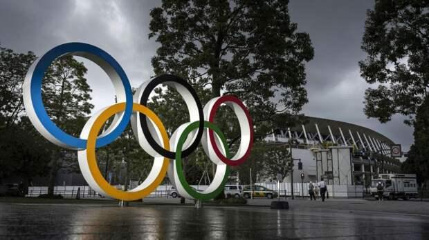 Расписание Олимпиады изменено из-за шторма