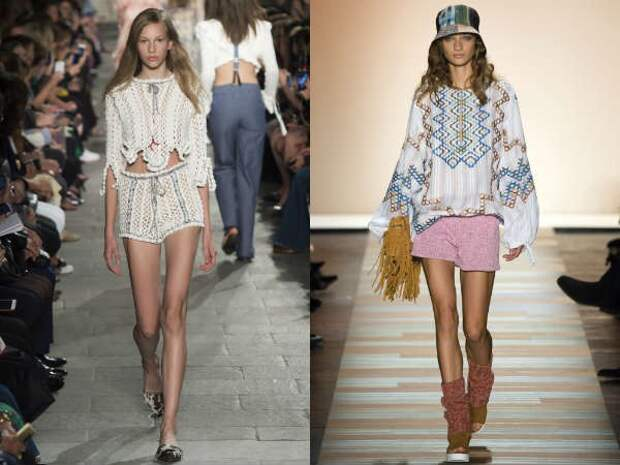 Модные шорты: готовимся к лету и выбираем подходящие фасоны и цвета