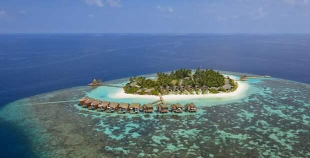 Бесподобные Мальдивы — филиал рая на земле