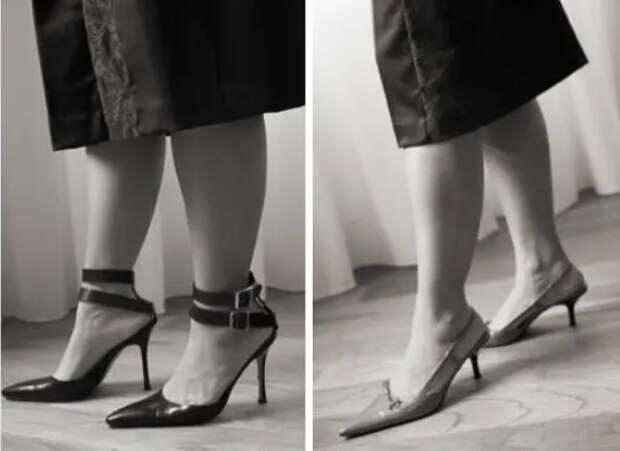 7 подсказок: как сделать, чтобы полные икры и лодыжки выглядели стройнее