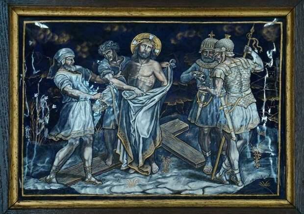 Что стало с римскими солдатами, казнившими Христа?