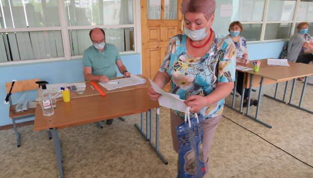 50% жителей Мытищ поучаствовали в голосовании по поправкам в Конституцию РФ