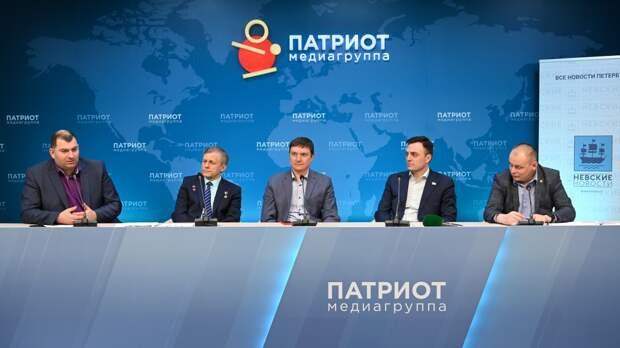 Эфир: Петербург обсудил послание президента в медиацентре «Патриот»
