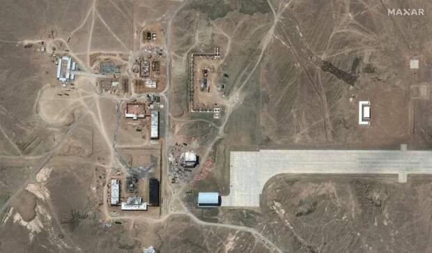 Секретный объект: Китай модернизирует аэродром на полигоне Лобнор