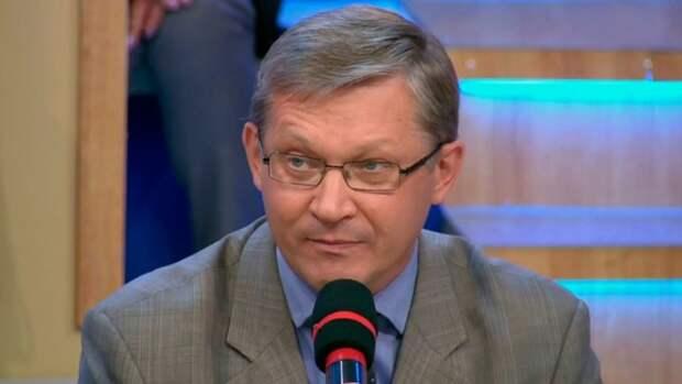 Экс-депутат Госдумы от Алтайского края Владимир Рыжков назвал причину своего задержания