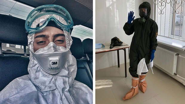 Как врачи справляются с авралом из-за коронавируса