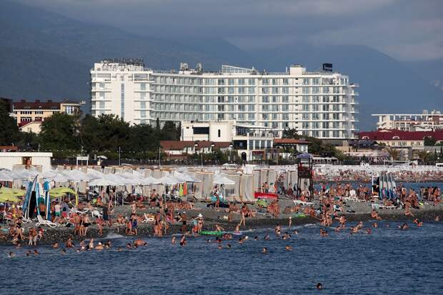 ФАС: Картельных сговоров по ценам в отелях на Черном море нет