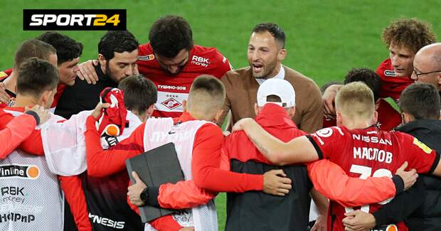 Соболев: «Удивился, что Тедеско хочет уйти. Но, возможно, «Спартак» хорошо закончит чемпионат, и он останется»