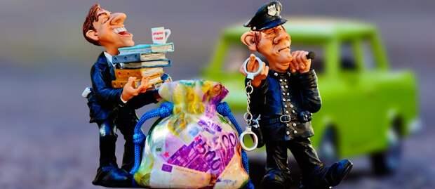 Изменения наказаний ГИБДД за нарушения ПДД в ноябре