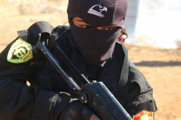 В США испугались, что курды передадут России секреты американского спецназа