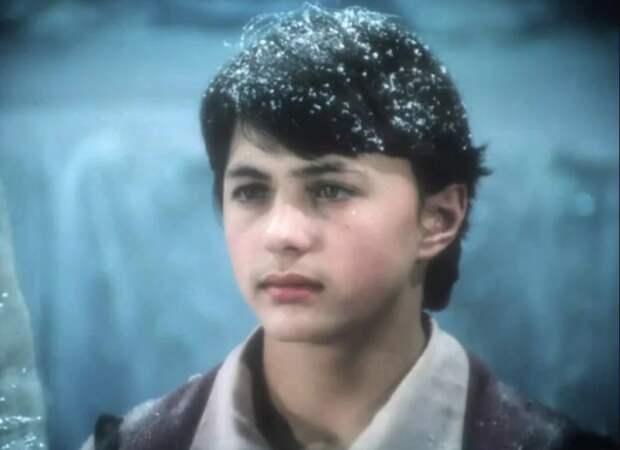 Кадр из фильма «Тайна Снежной королевы»