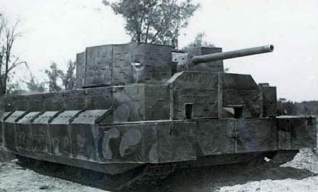 Бетон на танке: советская хитрость против Тигров
