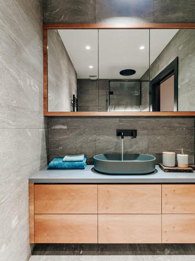 Простор и лёгкость в дизайне квартиры от Анны Коркиной