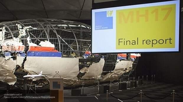 Швыткин заявил, что Украина специально скрывает данные с радаров по делу MH17