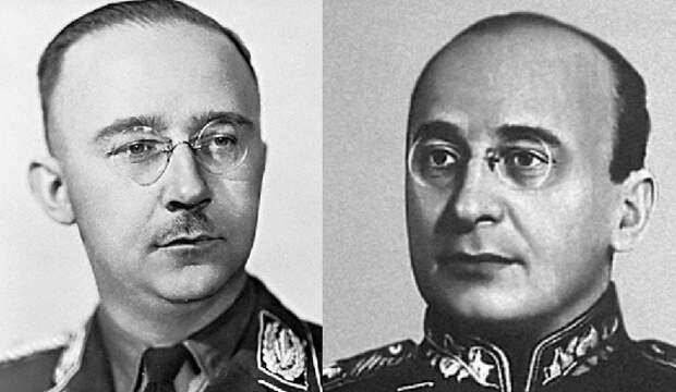 Почему Сталин сравнил Берию с Гиммлером