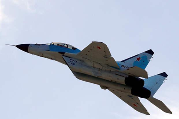Россия получила от иностранных партнеров две заявки на поставку истребителей МиГ-35.