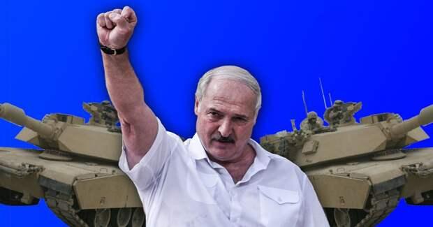 Лукашенко заявил, что войска на границах приведены в полную боевую готовность