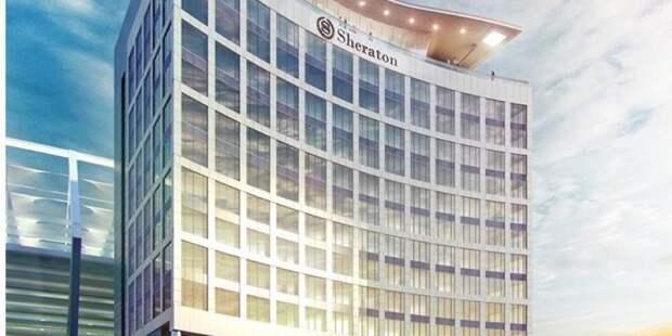 Инвестиционная корпорация США выделит $27 млн кредита на первый в Украине отель Sheraton