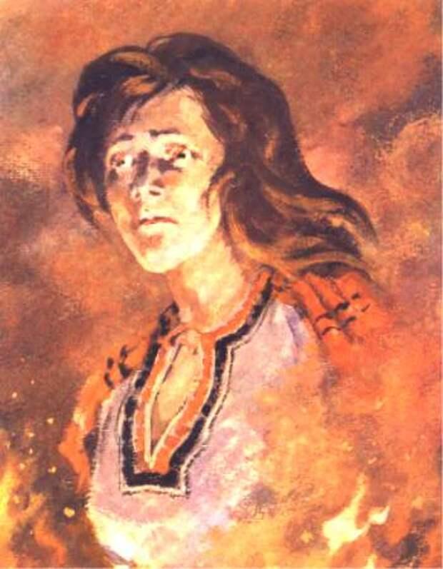 Алёна Арзамасская — героиня русской повстанческой традиции.