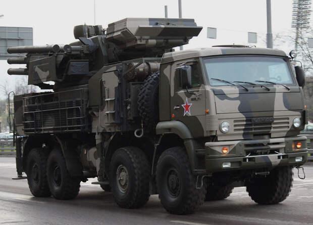Грузовик с российскими ракетами перевернулся под Белградом