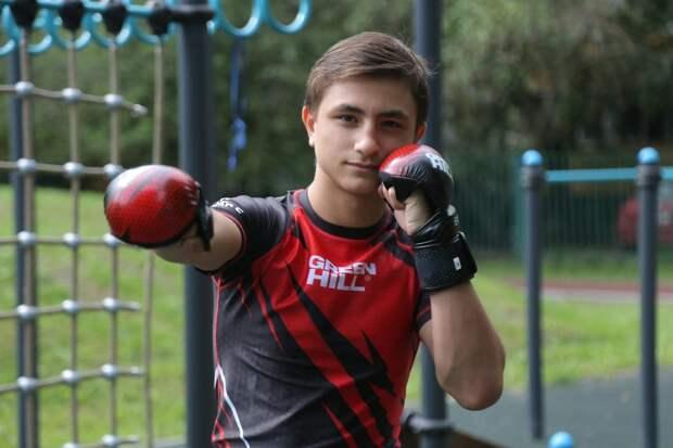Школьник из Марьина выиграл  Кубок мира по смешанным единоборствам