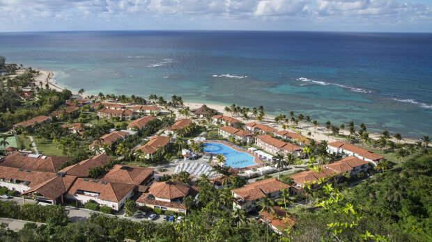 Первая группа российских туристов доставлена на кубинский курорт Варадеро