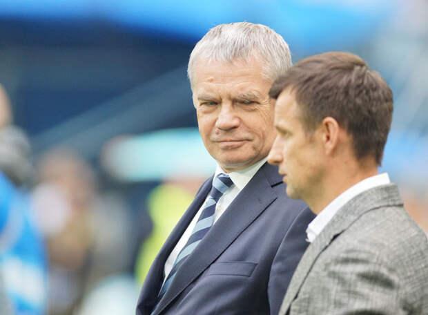 Медведев - о «Зените»: Казалось, мы смотрим настольный футбол, когда игроки привязаны к своим позициям и не могут передвигаться