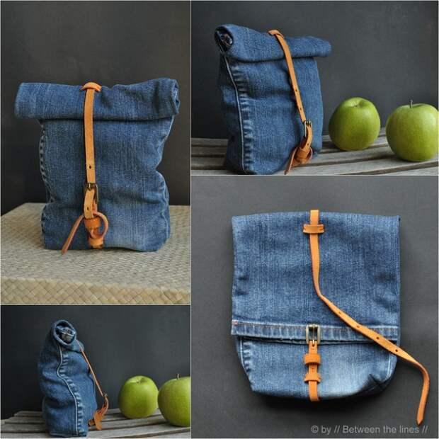 20 идей, после которых вам не захочется выбрасывать старые джинсы!
