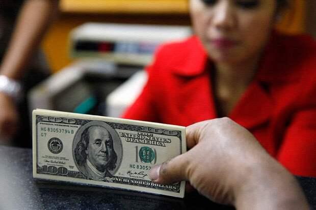 ЦБ приостановил покупку валюты