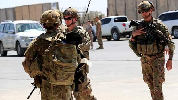 Трамп подтвердил планы Штатов сократить численность войск в Ираке