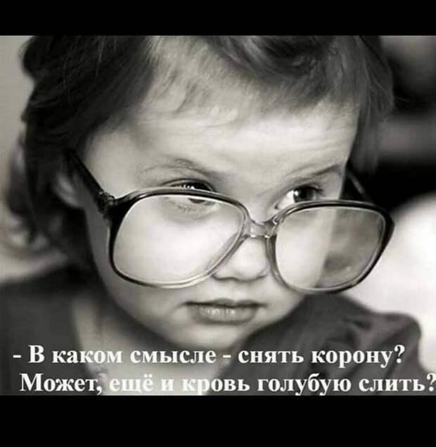 Разговор на даче: — Папа, а почему мы едим картошку в мундире...