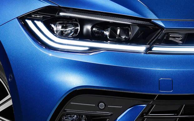 VW показал обновленный Polo: это же мини-Golf!